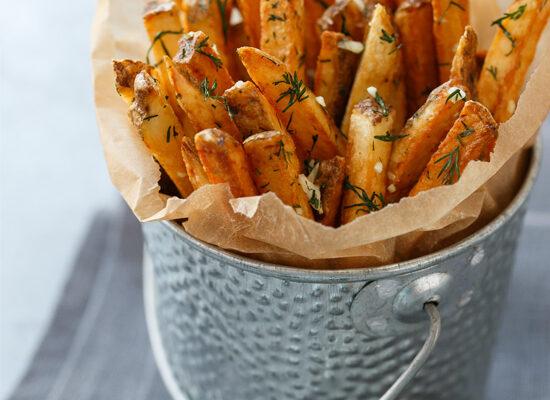 garlic-dill-french-fries